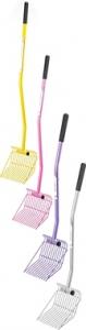 Pink Metal Shaving Fork image