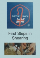 First Steps in Shearing DVD image